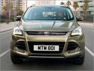 Ford представив новий Kuga