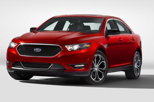 2013 Ford Taurus обійдеться мінімум в 39,995 доларів