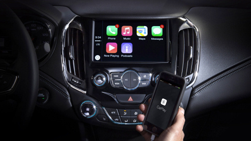Chevrolet Cruze 2016: презентація нового седана