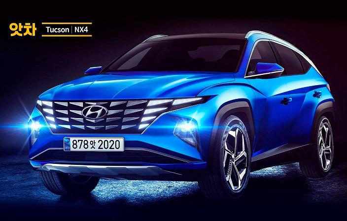 Технічні характеристики Hyundai Tucson нового покоління