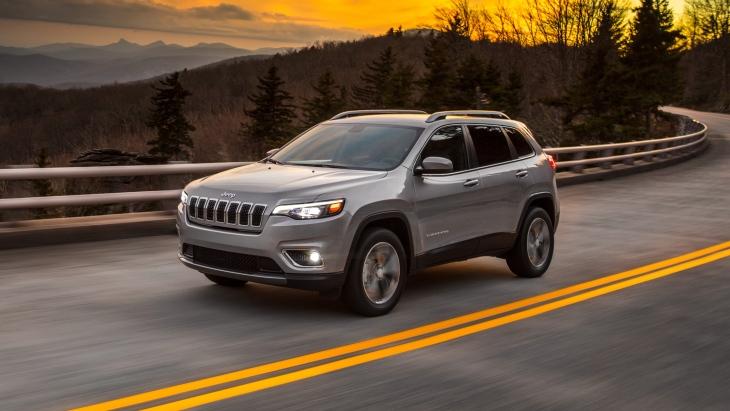 Офіційно: Jeep розсекретив оновлений Cherokee 2019