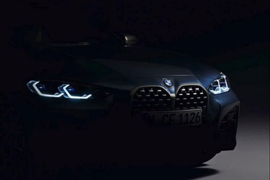 Світова прем'єра купе BMW 4 Series другої генерації