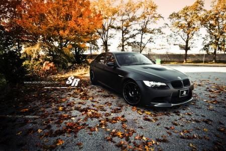SR Auto Group затюнінгувало BMW M3