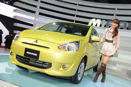 Mitsubishi Mirage - старт продажів
