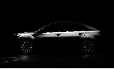 Subaru представить в Пекіні новий Legacy