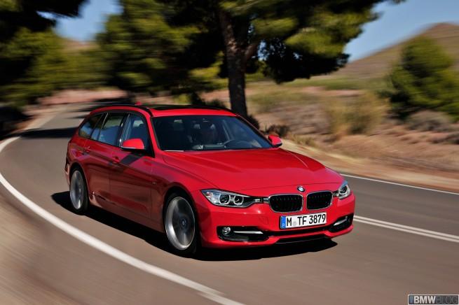 Новий Универсал BMW 3-й серії Touring