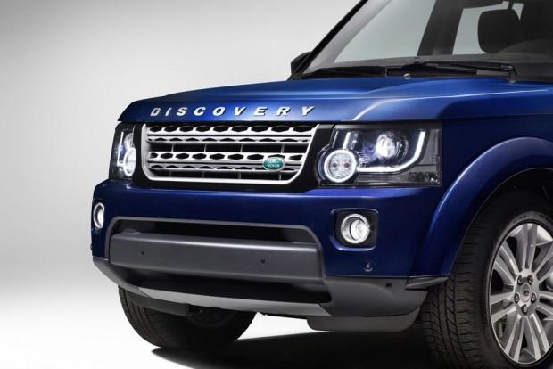 Land Rover представив оновлений Discovery
