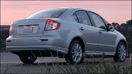 Suzuki оновлює модель SX4