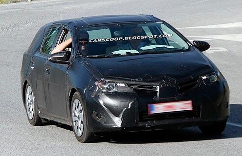 Toyota Auris отримає нові кузови