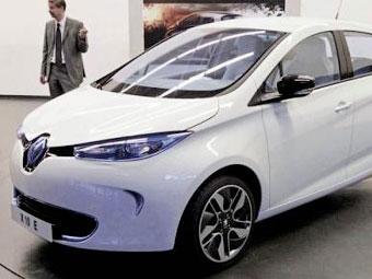 Renault готує до дебюту компактний електричний хетчбек