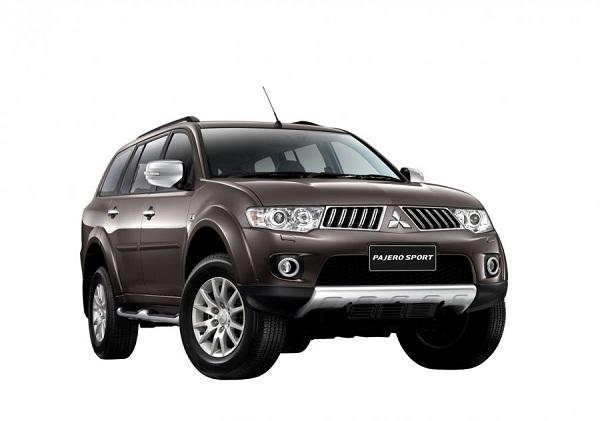 Mitsubishi Pajero Sport випускатимуть в Росії