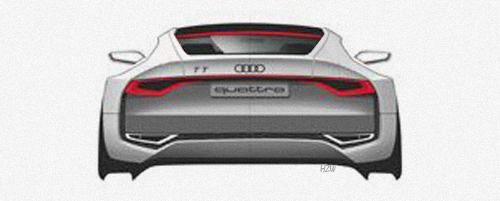 Компанія Audi покаже концепт нового ТТ