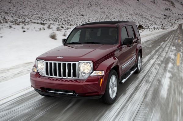 Першу модель Jeep, розроблену на платформі Fiat, покажуть в Детройті