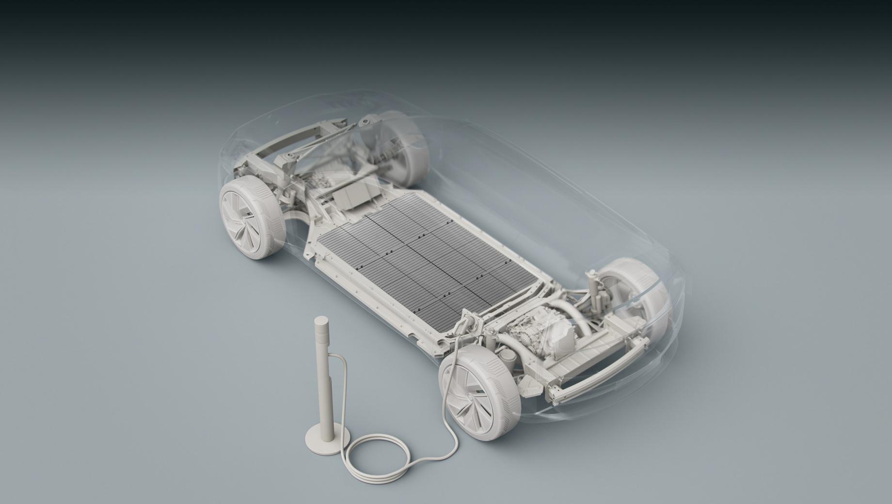 Volvo XC60 - тепер електричний кросовер