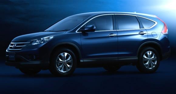 Європейська Honda CR-V New прибуде до Женеви