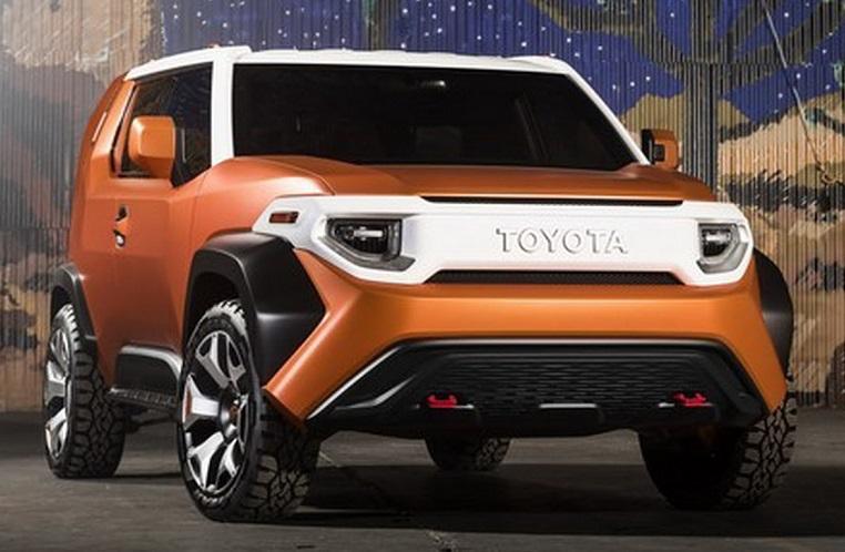 Toyota показала новий позашляховик