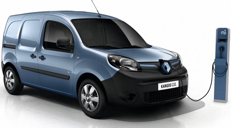 Електромобілям Renault Kangoo Z. E. збільшили дальність ходу