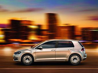 Volkswagen побудує надлегкий Golf з карбону і алюмінію