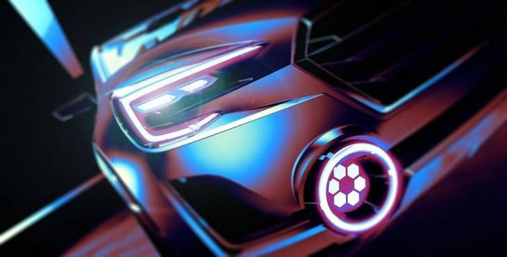 Subaru покаже черговий кросовер