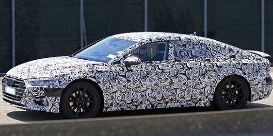 Нова Audi A7: інформація про майбутній автомобіль