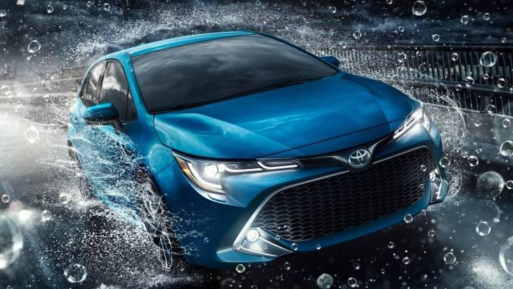 Компанія Toyota представила нову Corolla 2019
