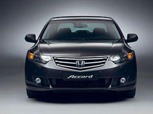 Honda Accord 2003 - 2007 відкликають через дефект керма