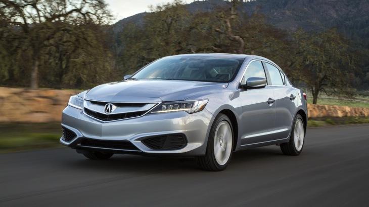 Acura починає продажі седана нового покоління