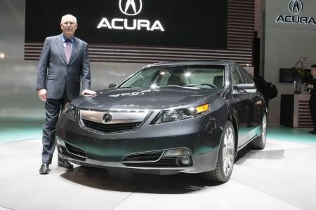 Нове покоління Acura TL