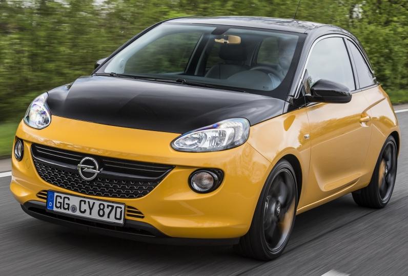 Opel показав офіційно новий