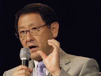 Керівник Toyota назвав улюблені авто конкуруючих компаній