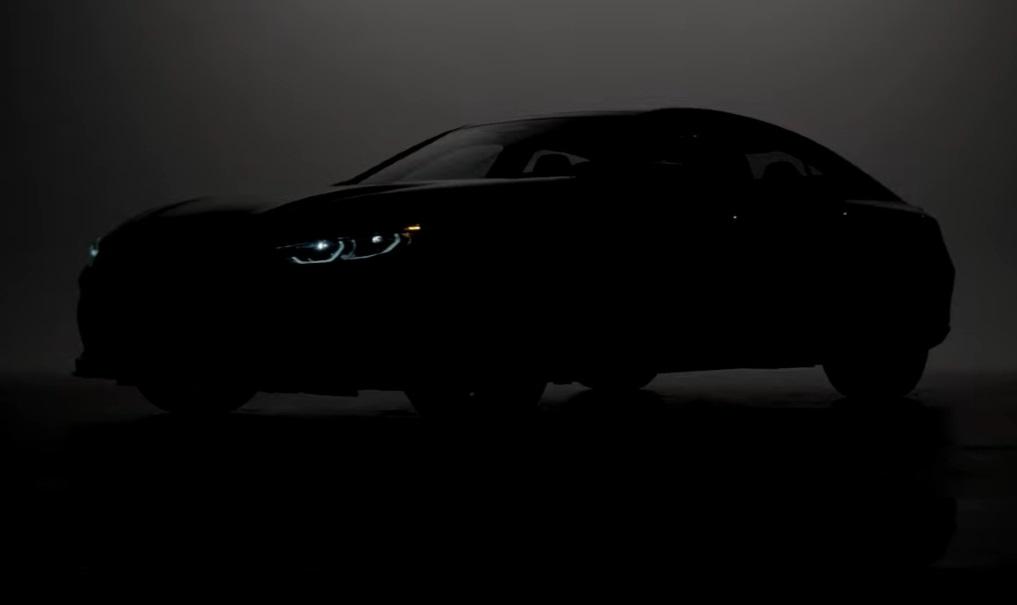 Новий седан на базі BMW 8-Series