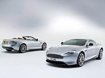 Aston Martin оновив суперкар DB9