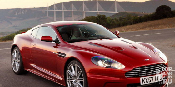 Нові подробиці про оновлений Aston Martin DBS