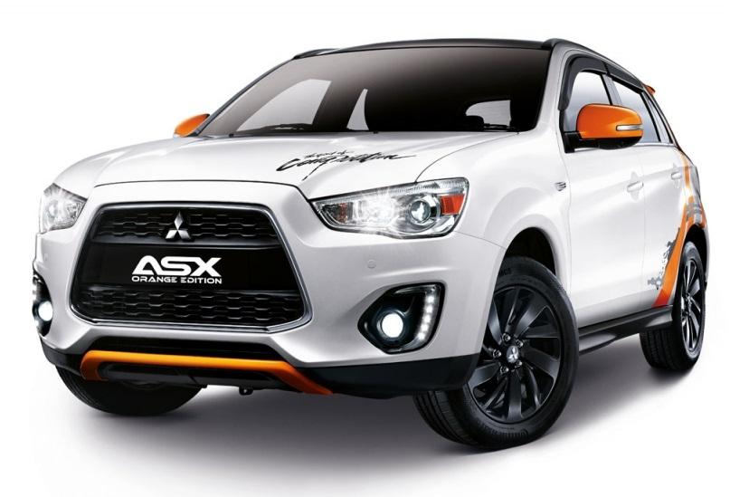 Mitsubishi ASX: представлено новий кроссовер