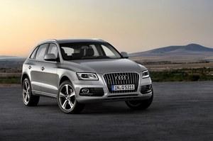 У мережі з'явилися знімки оновленого Audi Q5