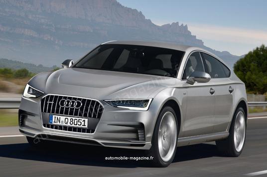 Audi Q8 - перша інформація