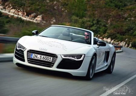 Оновлену Audi R8 оснастять подвійним зчепленням