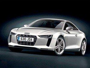 Нове покоління купе Audi TT варто очікувати на ринку в середині 2014 року