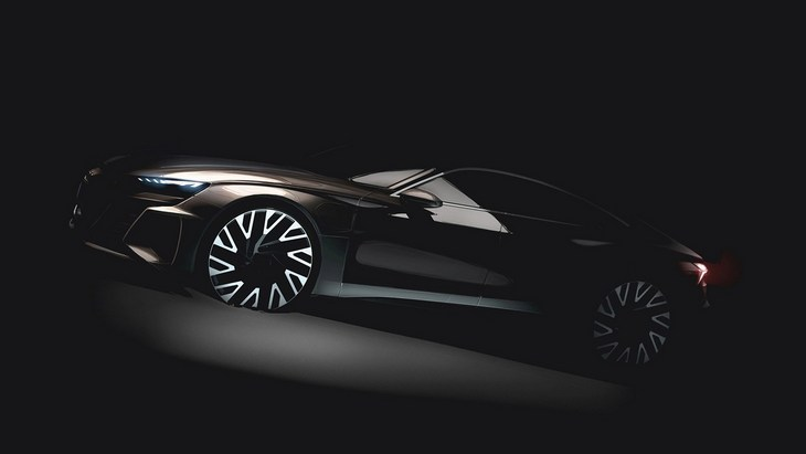 Audi кине виклик Tesla з новим e-Tron GT