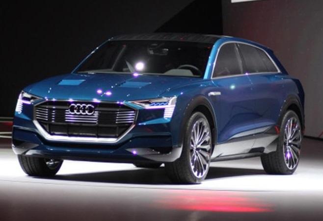 Audi показала новий