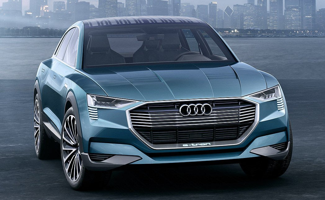 Кросовер Audi