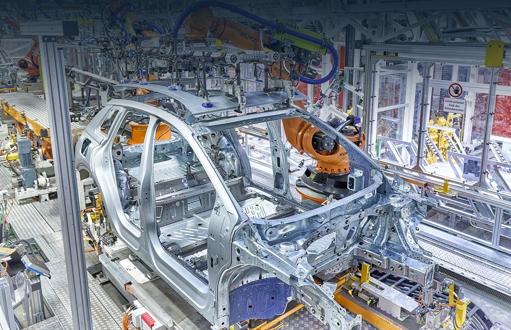 Audi Q4 e-tron виходить на ринок