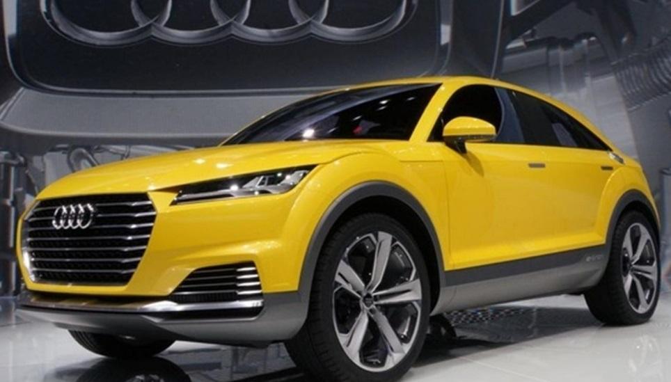 Audi Q4: підготовка нового