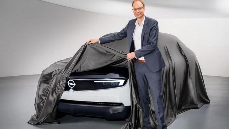 Opel відкрив таємницю над новим дизайном своїх моделей