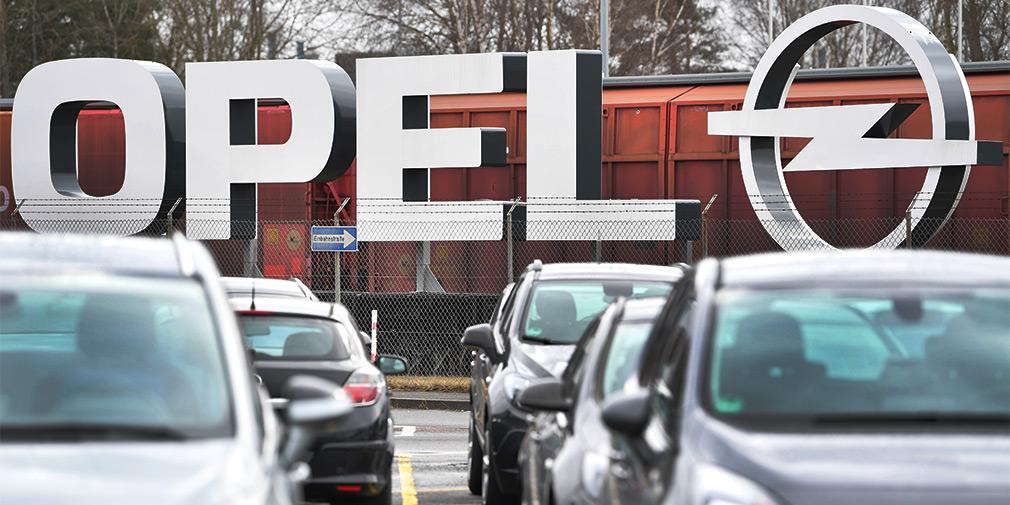 Автомобілі Opel