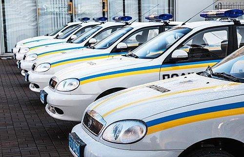 Автомобілі ZAZ SENS закупила поліція