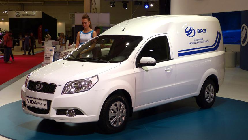 АвтоЗАЗ виводить на ринок нову модель автомобіля