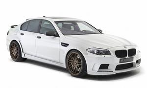 BMW M5 F10 отримає двигун потужністю 720 к.с.