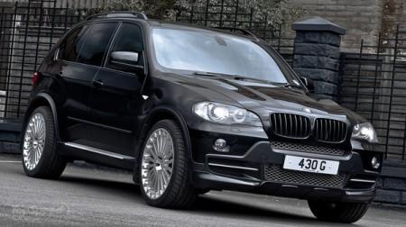 Екстремальна версія BMW X5