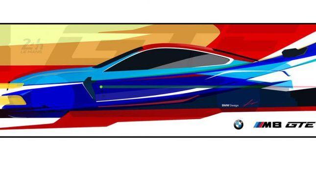 BMW вперше показала новинку 2018 року